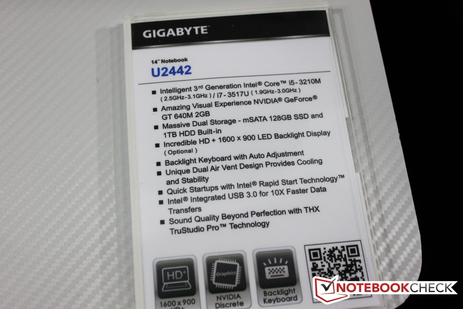 Gigabyte U2440M Notebook Intel Rapid Storage Technology Treiber Herunterladen