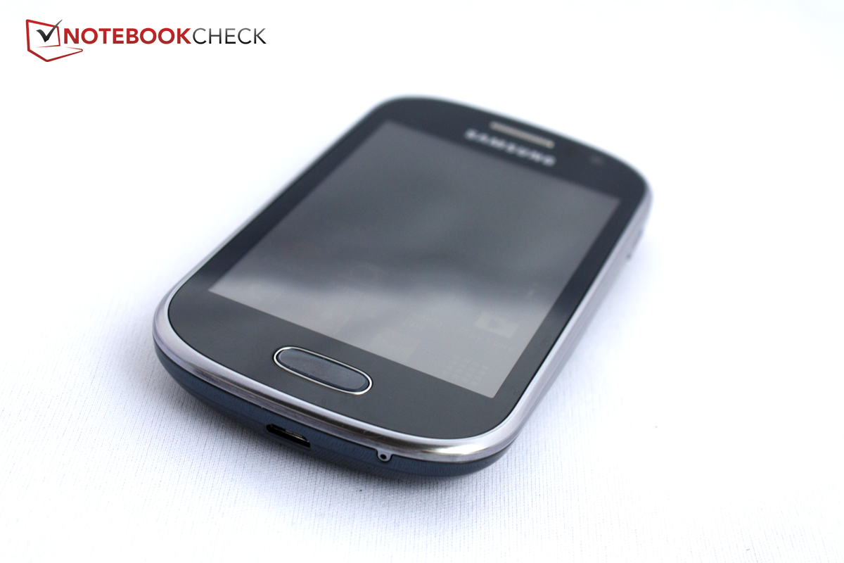 Review Samsung Galaxy Fame GT-S6810P Smartphone ...