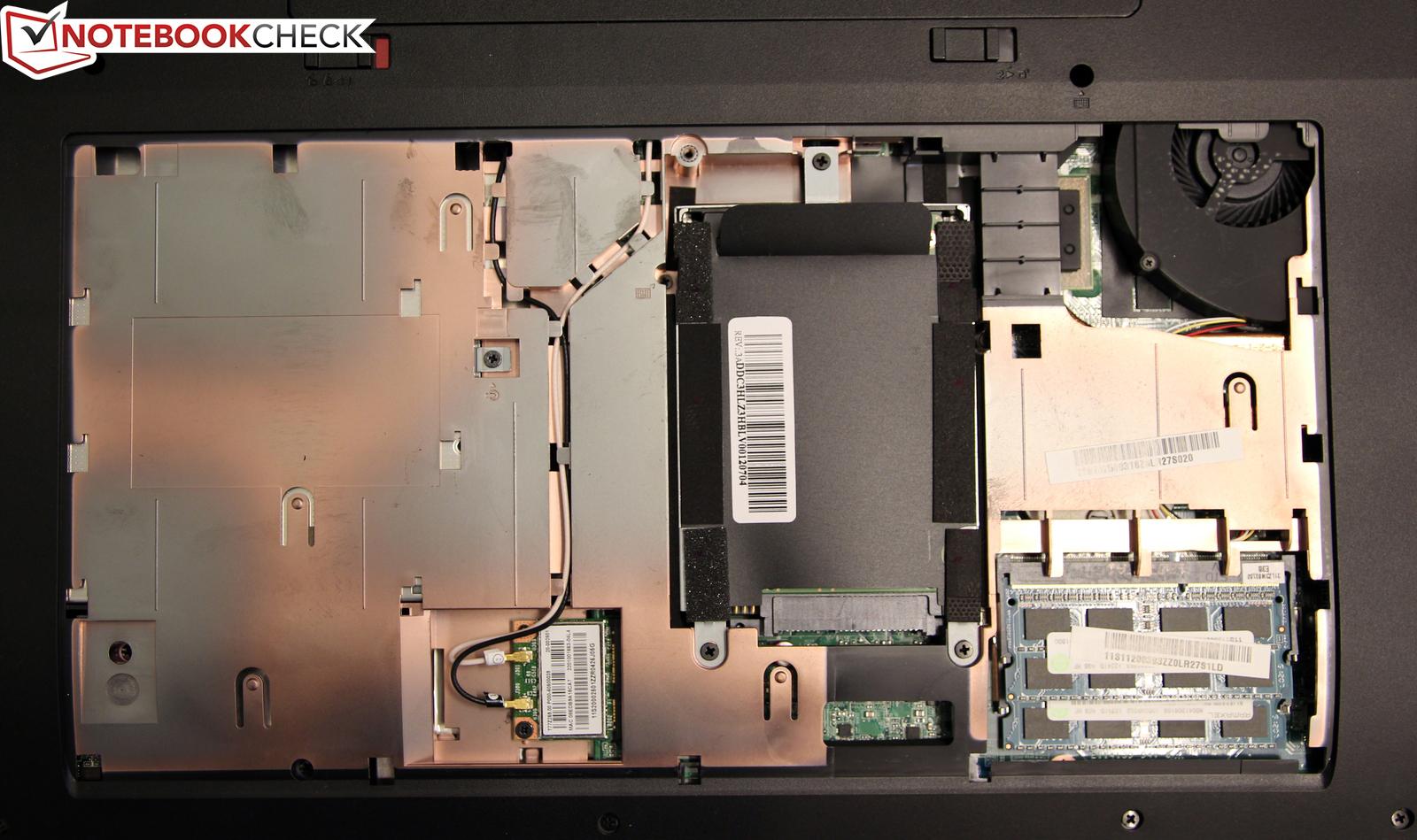 Review Lenovo Ideapad Z585 Notebook Notebookcheck Net