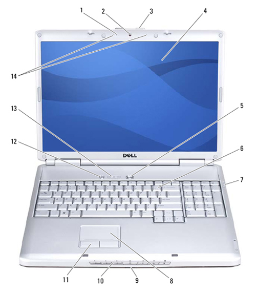 dell inspiron 1720 user manual