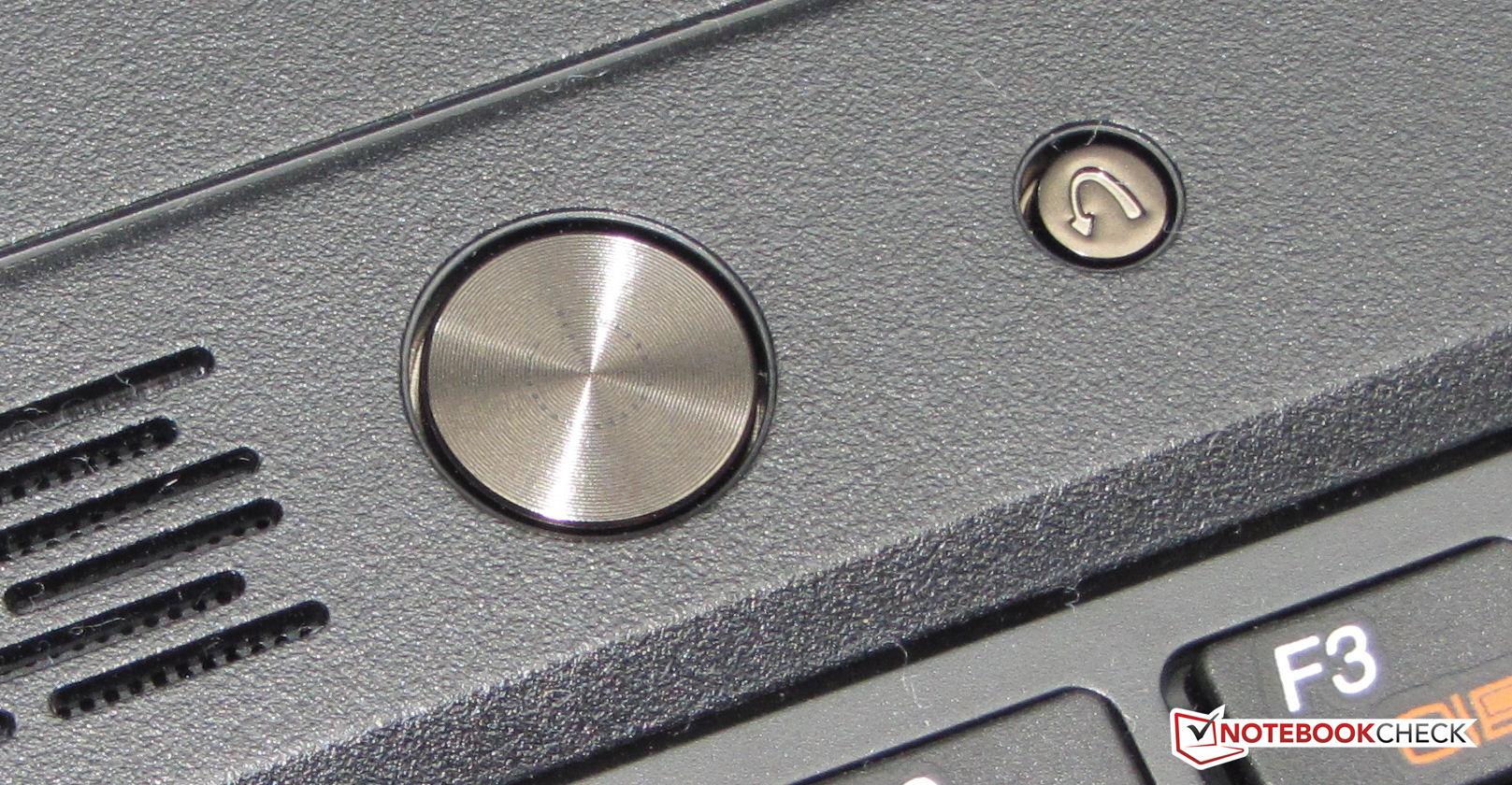 Review Lenovo B570e-N2F23GE Notebook - NotebookCheck net Reviews