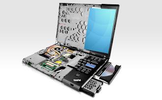 Lenovo äriklassi arvuti korpuses on magneesiumist raam