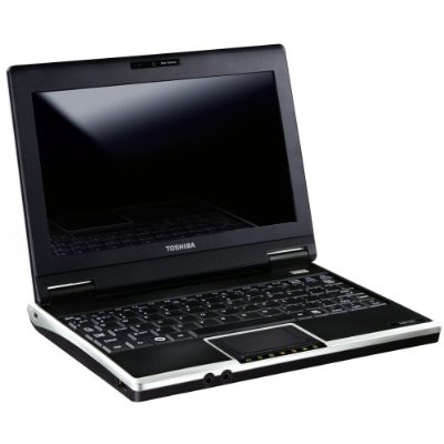 Review Toshiba NB-100 Netbook - NotebookCheck.net Reviews