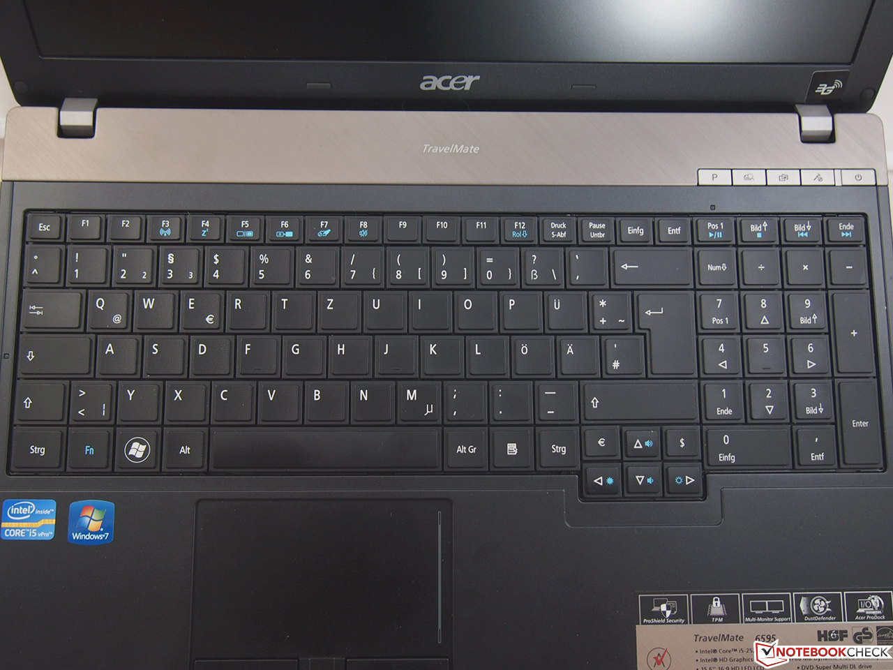 Download Driver: Acer TravelMate 6595T Synaptics Touchpad