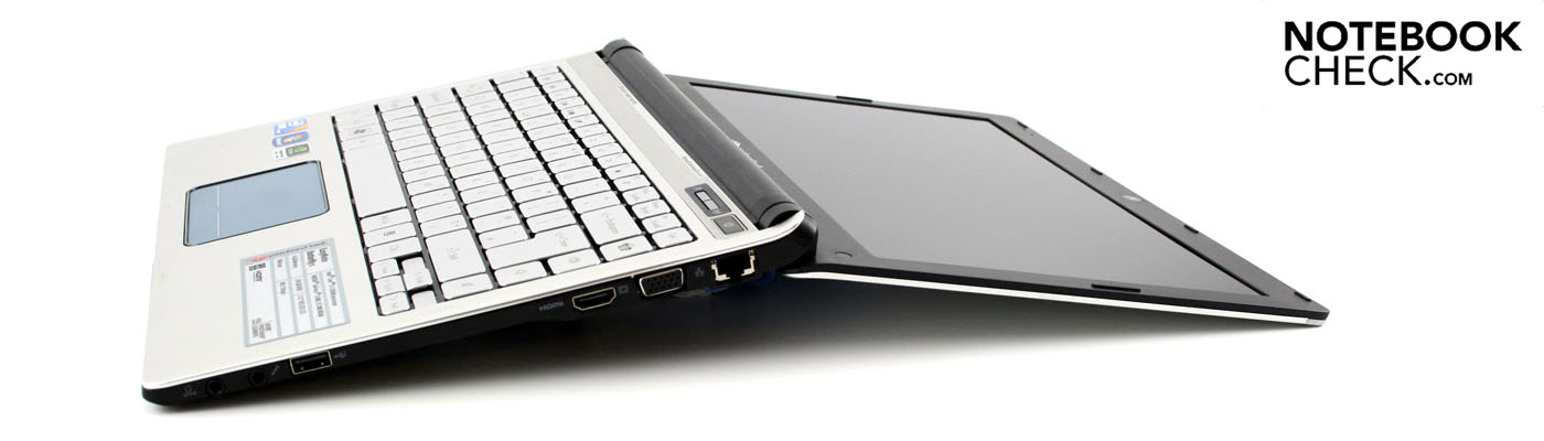 Packard bell easynote butterfly s: тест и обзор