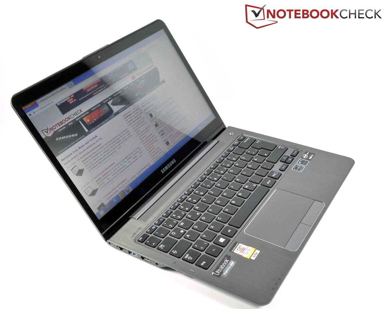 Notebook samsung cena - Ultrabook With Touchscreen Samsung Series 5 540u3c
