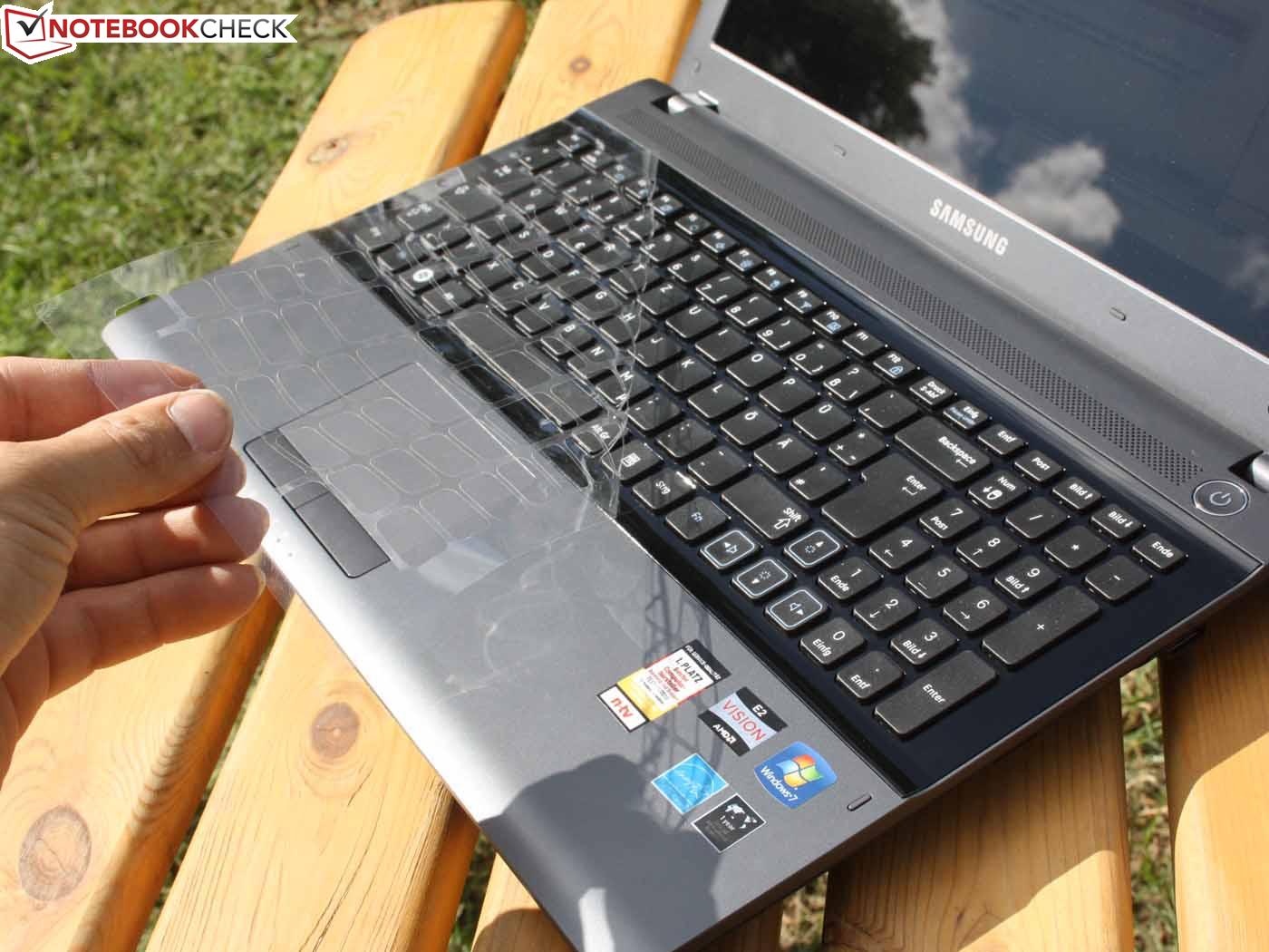 Review Samsung Rv515 S03de Notebook Notebookcheck Net
