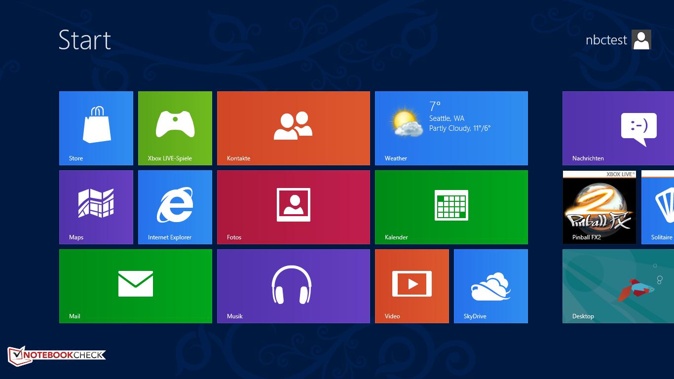 design pro windows 8