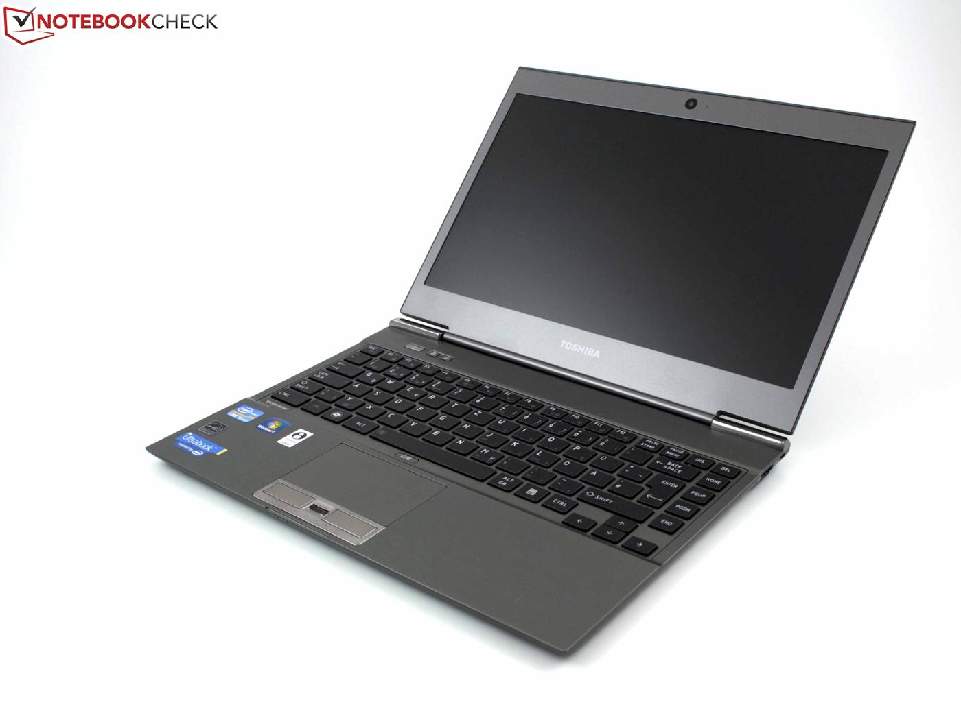 Danh Gia Toshiba Portege Z930 Sieu Mong Nhe Thiet Ke Cao Cap