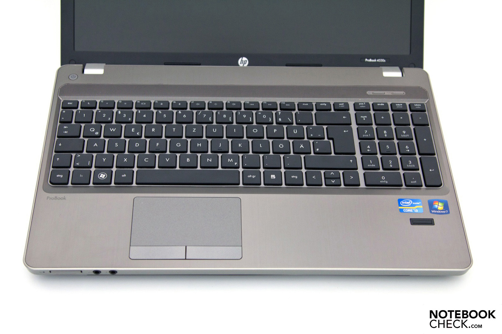 Hp 4530s keyboard driver