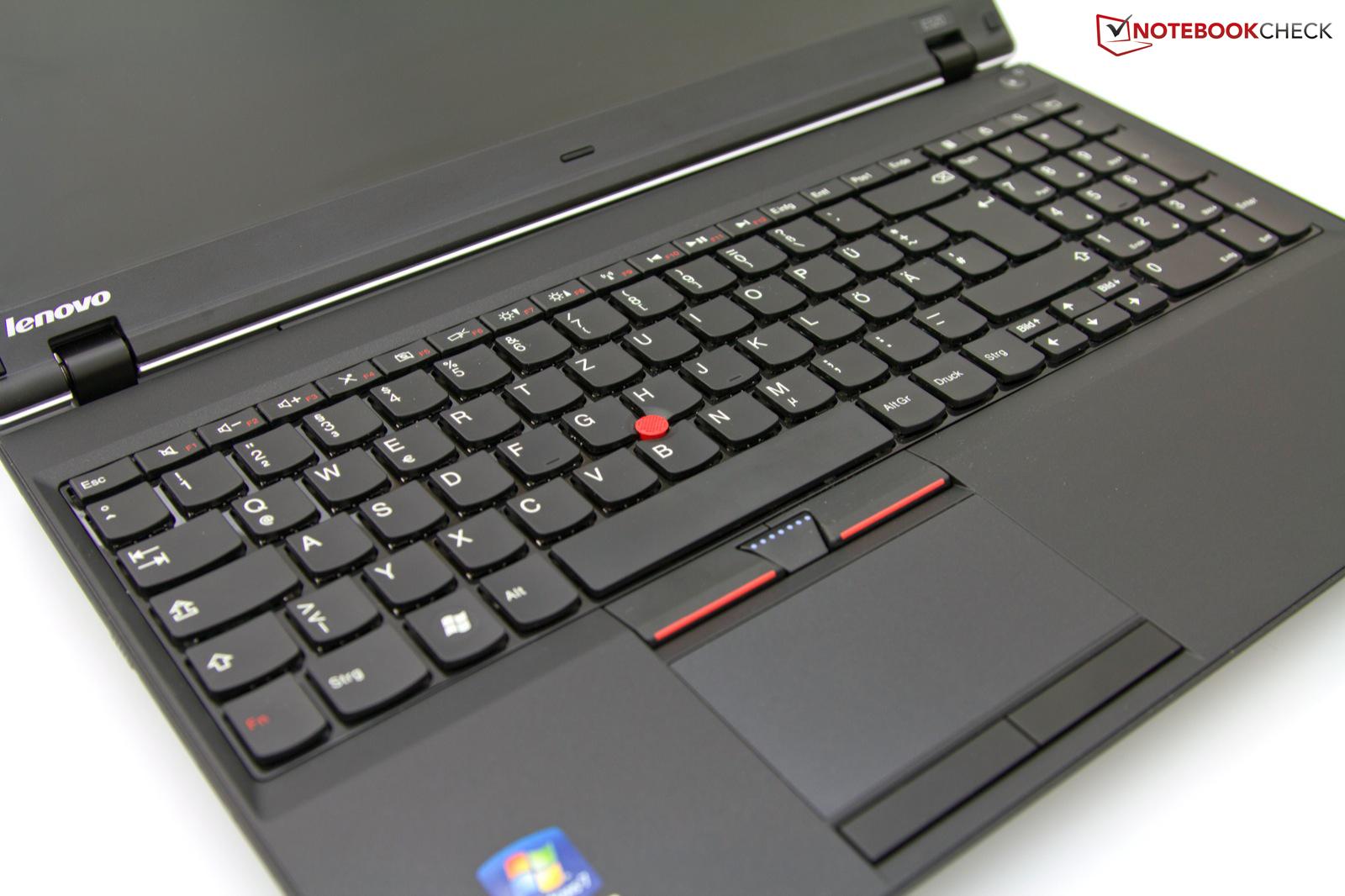 Driver: Lenovo ThinkPad Edge E520