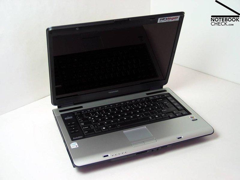 Toshiba Satellite A100 979 Notebookcheck Net External
