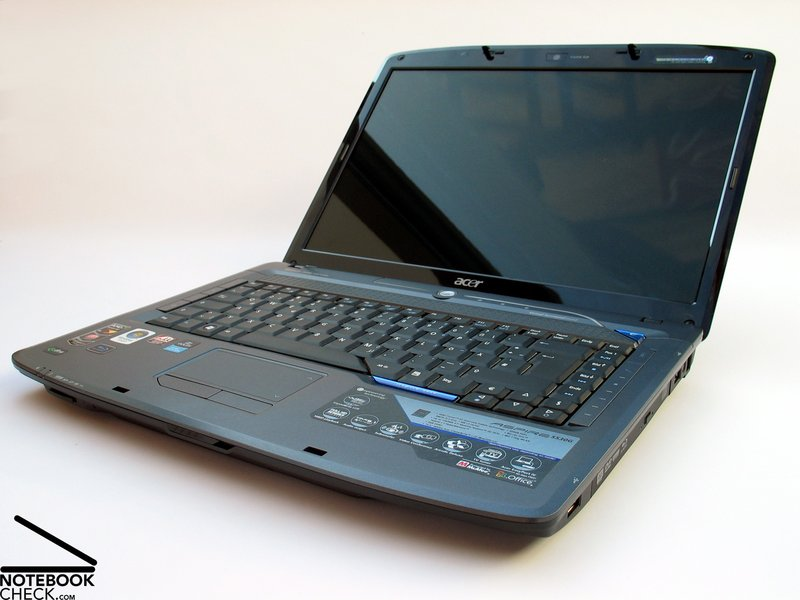 Review Acer Aspire 5530g Notebook Notebookcheck Net Reviews
