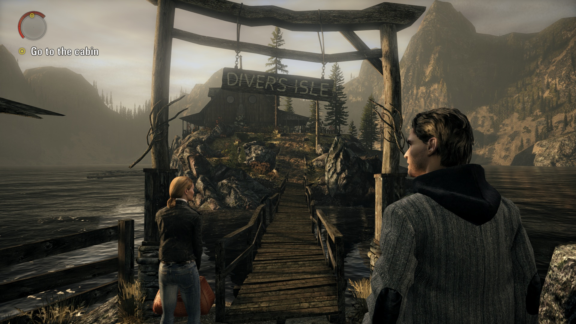 benchmark check  alan wake in review