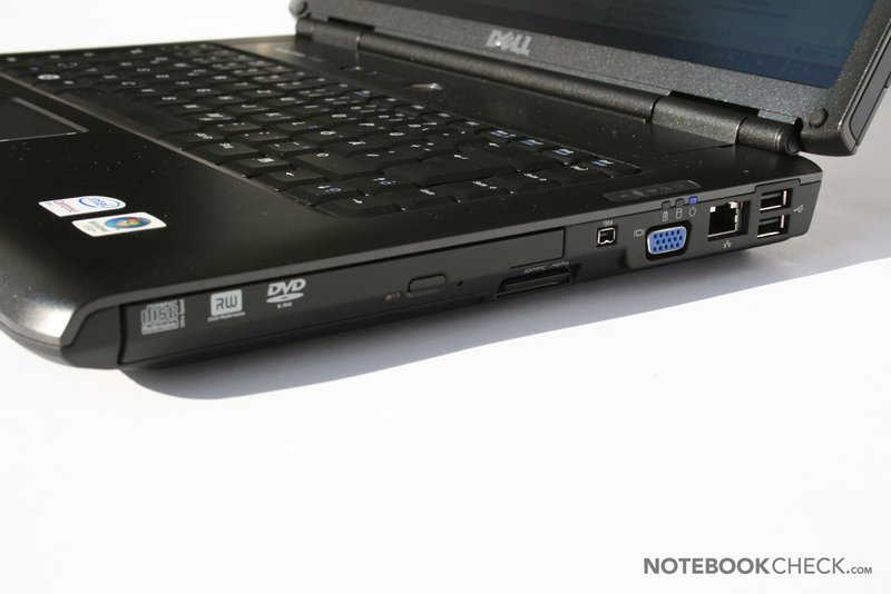Review Dell Vostro 1500 Laptop Notebookcheck Net Reviews