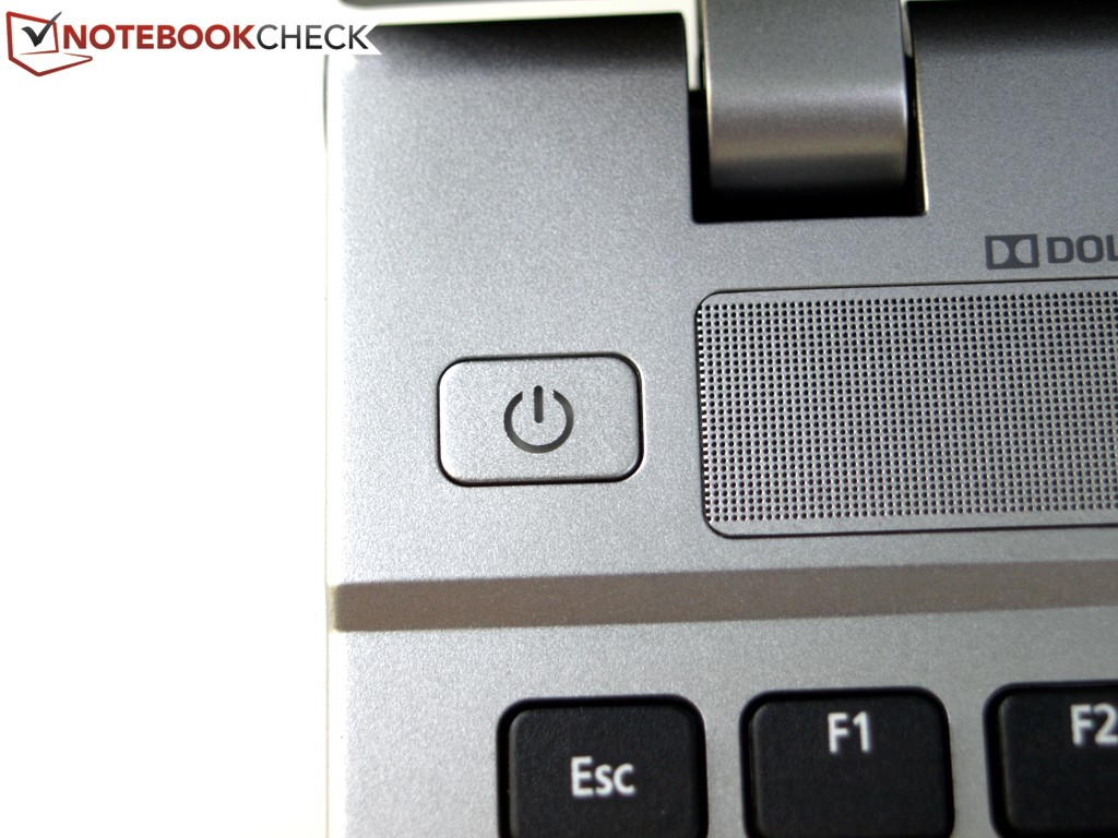 With A Click Of The Power Button We Breathe Life Into Acer Aspire V3 571G