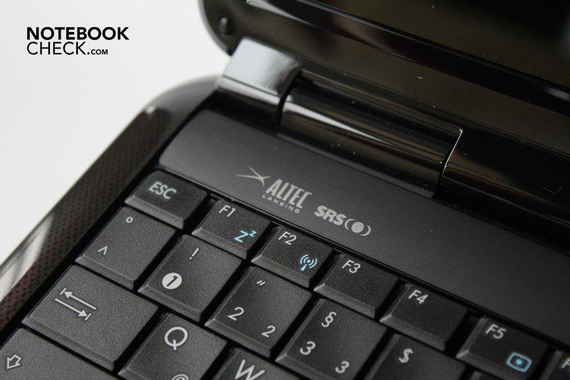 Review Asus K50IJ-SX Notebook - NotebookCheck.net Reviews