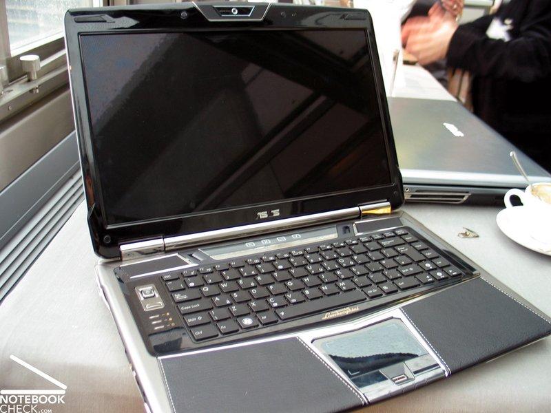ASUS-LAMBORGHINI VX5 Notebook Intel Drivers Windows XP
