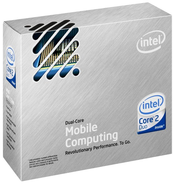 Intel Core  Duo Notebook Processor