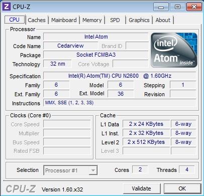 Review Acer Aspire One D270-26Dbb Netbook - NotebookCheck.net Reviews