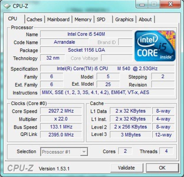 Review HP EliteBook 8540p Notebook - NotebookCheck net Reviews