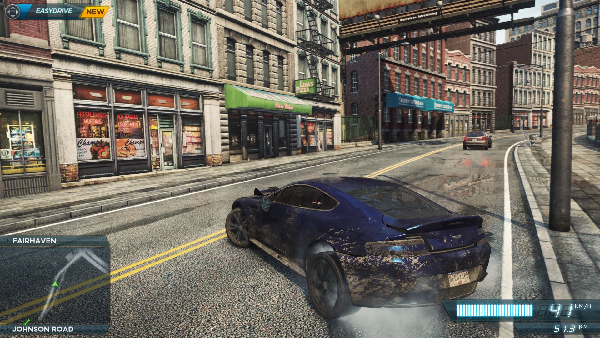 Need for Speed: Most Wanted Benchmarked - NotebookCheck net
