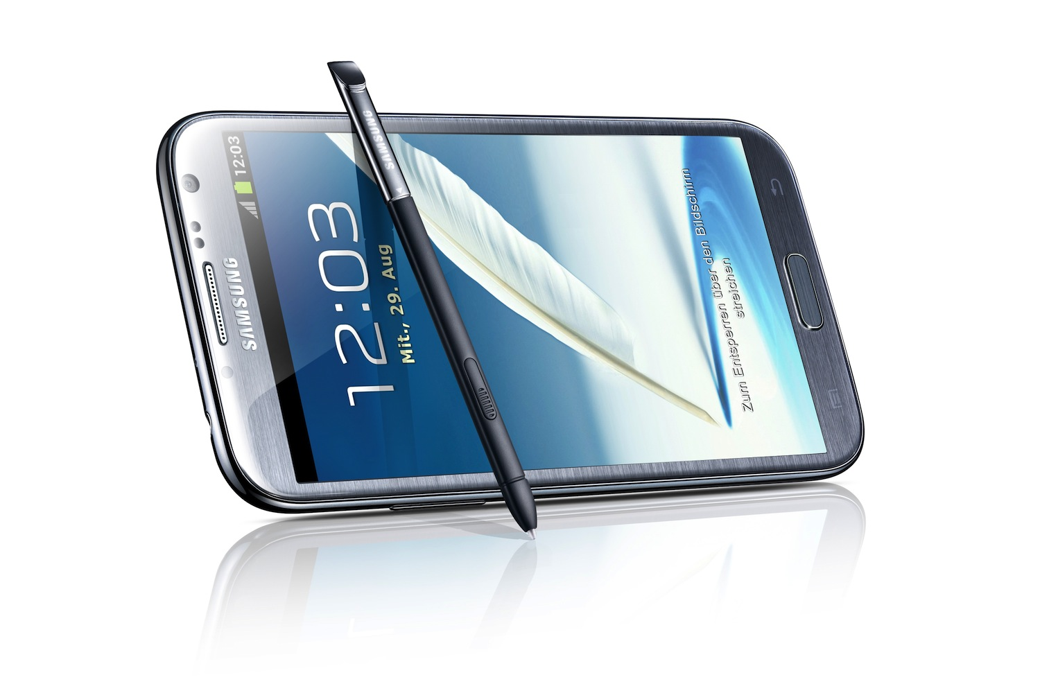 Review Samsung Galaxy Note Ii Gt N7100 Smartphone Notebookcheck Circuit Board 2 Best Durable Case Cell Phones In