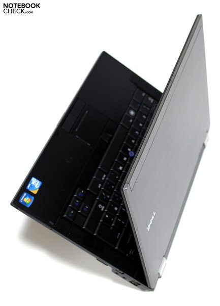 Review Dell Latitude E6410 Notebook - NotebookCheck.net Reviews