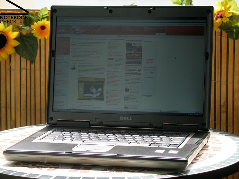 Review Dell Latitude D830 Notebook - NotebookCheck net Reviews