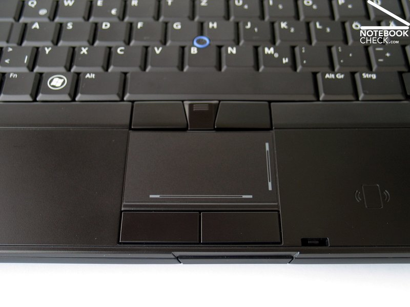 Dell Latitude E6500 Touchpad/Pointing Stick Mac