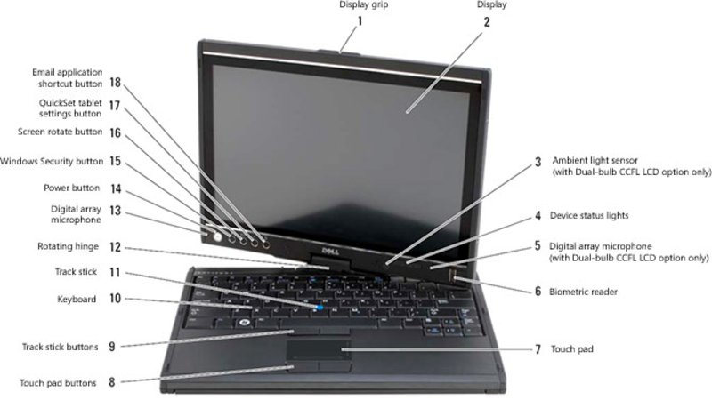 dell latitude xt notebookcheck net external reviews rh notebookcheck net dell inspiron 1545 parts diagram dell inspiron 1545 parts diagram