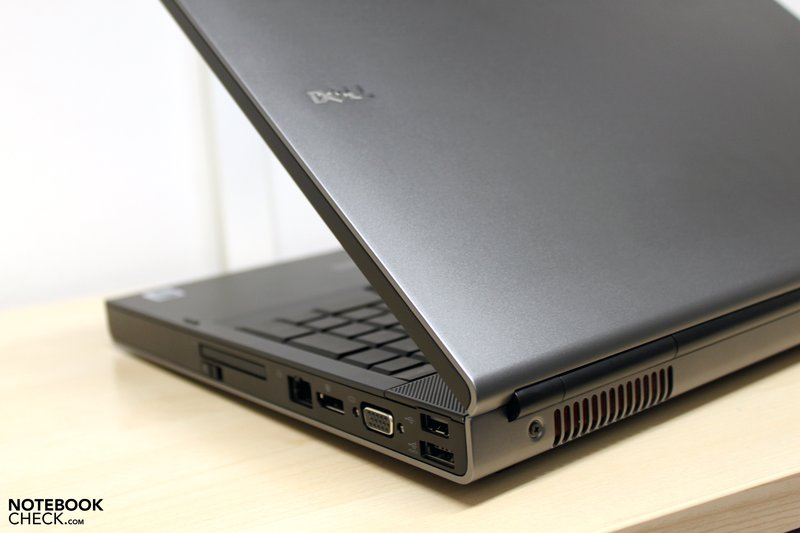 Hands On Dell Precision M6500 Workstation Notebookcheck