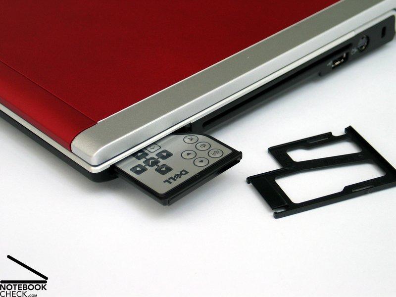 Dell xps remote