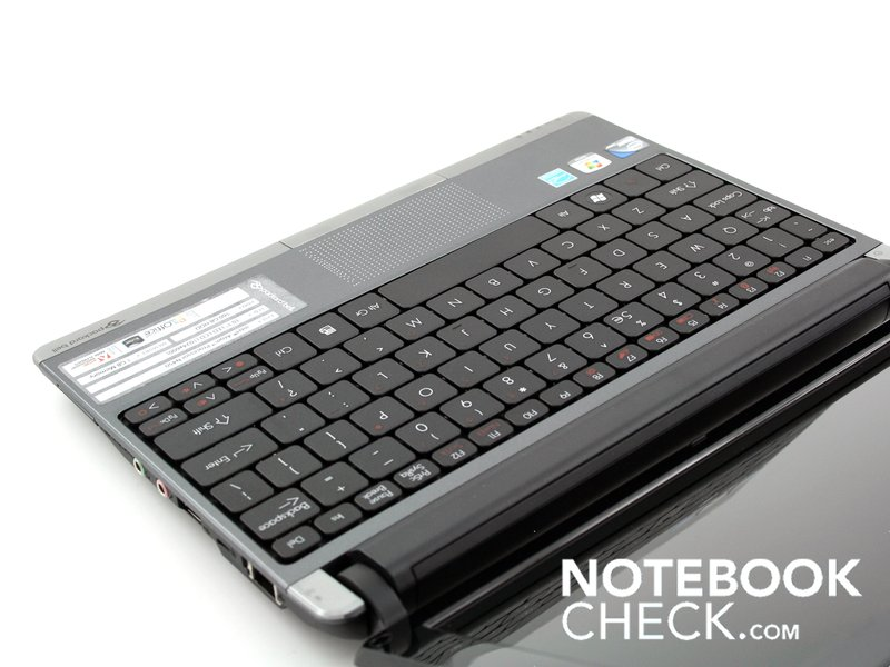Review Packard Bell Dot S2 Netbook Notebookcheck Net Reviews