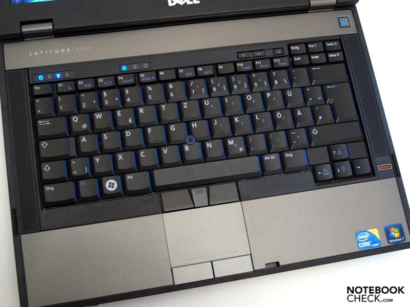 Review Dell Latitude E5410 Notebook - NotebookCheck net Reviews