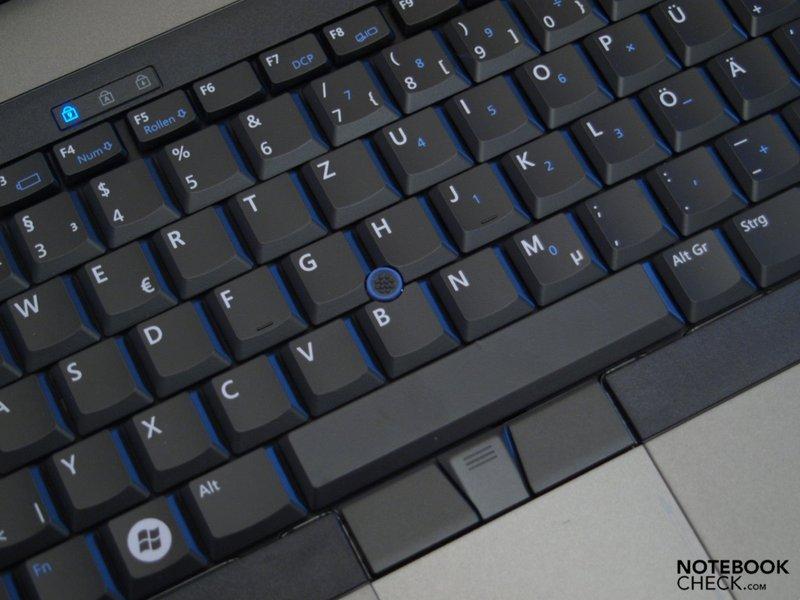Review Dell Latitude E5410 Notebook Notebookcheck Net