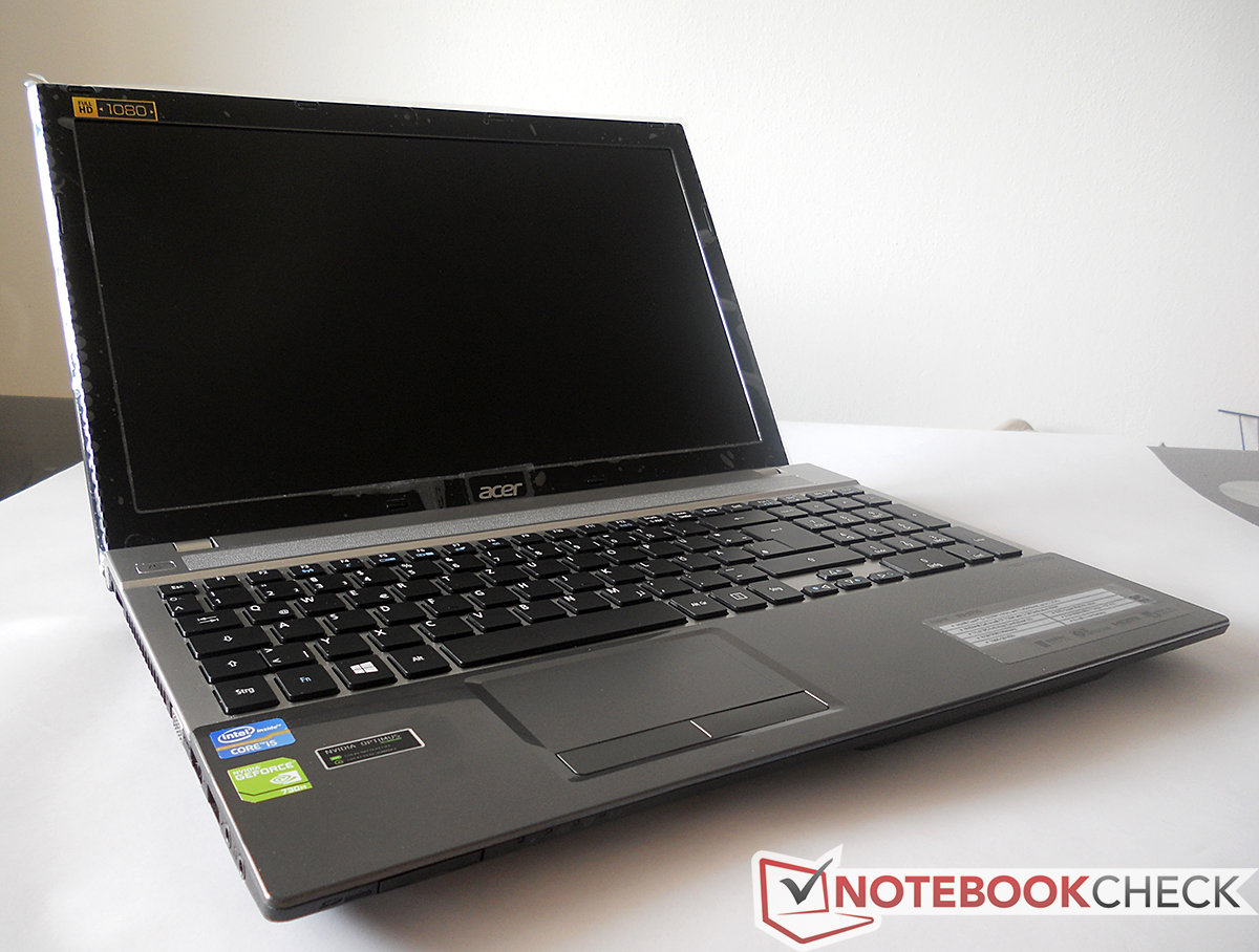 With Their Aspire V3 571G Acer Undoubtedly Brings An Attractive Device To The Market
