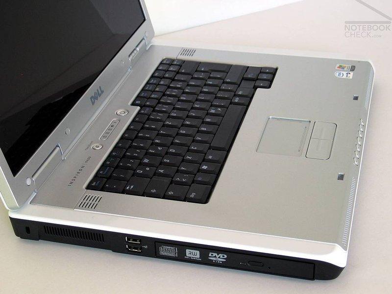 Dell Inspiron 9400 Notebookcheck Net External Reviews