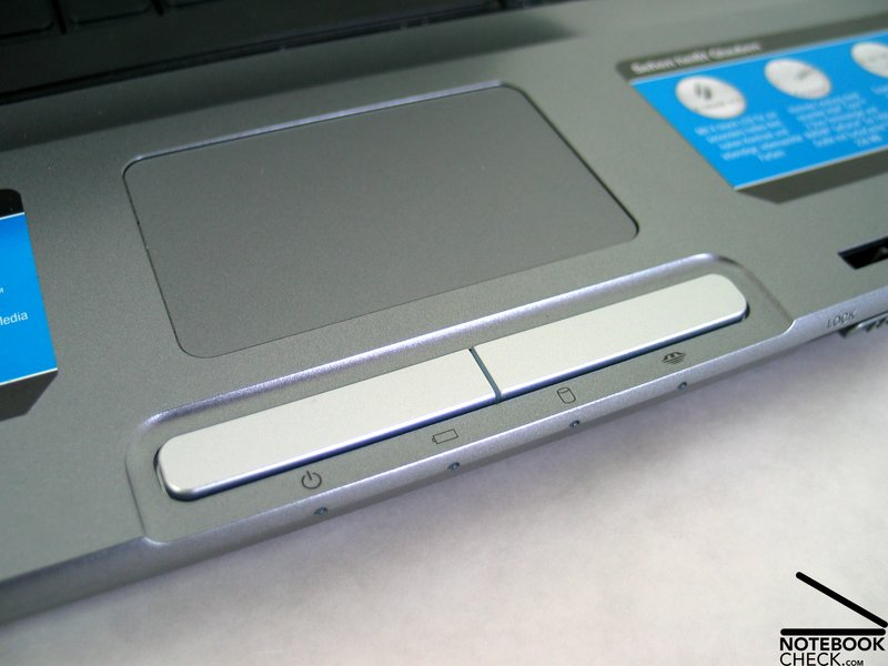 Synaptics touchpad driver for vista 64 hp