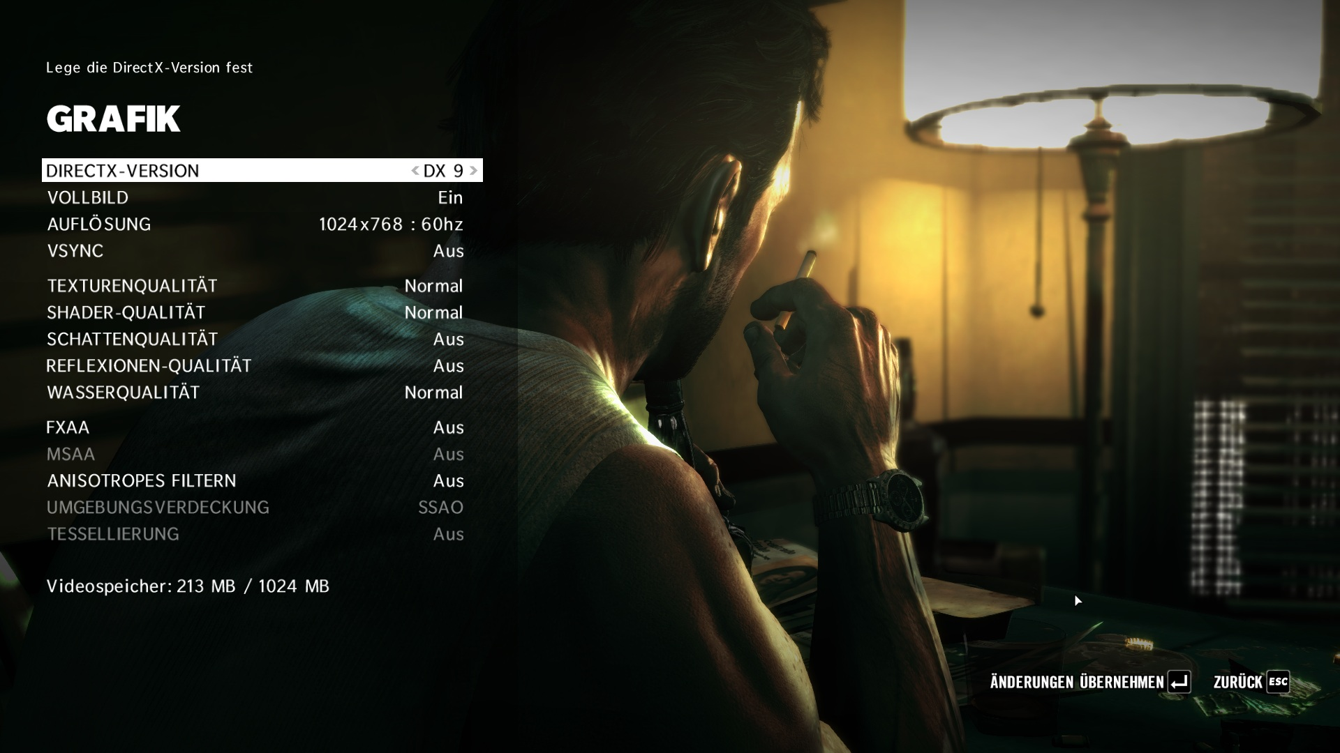 Max Payne 3 Benchmarked - NotebookCheck.net Reviews