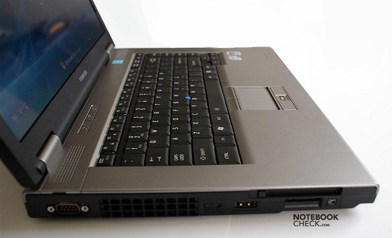 Toshiba Satellite Pro S300 Alps Touchpad Linux