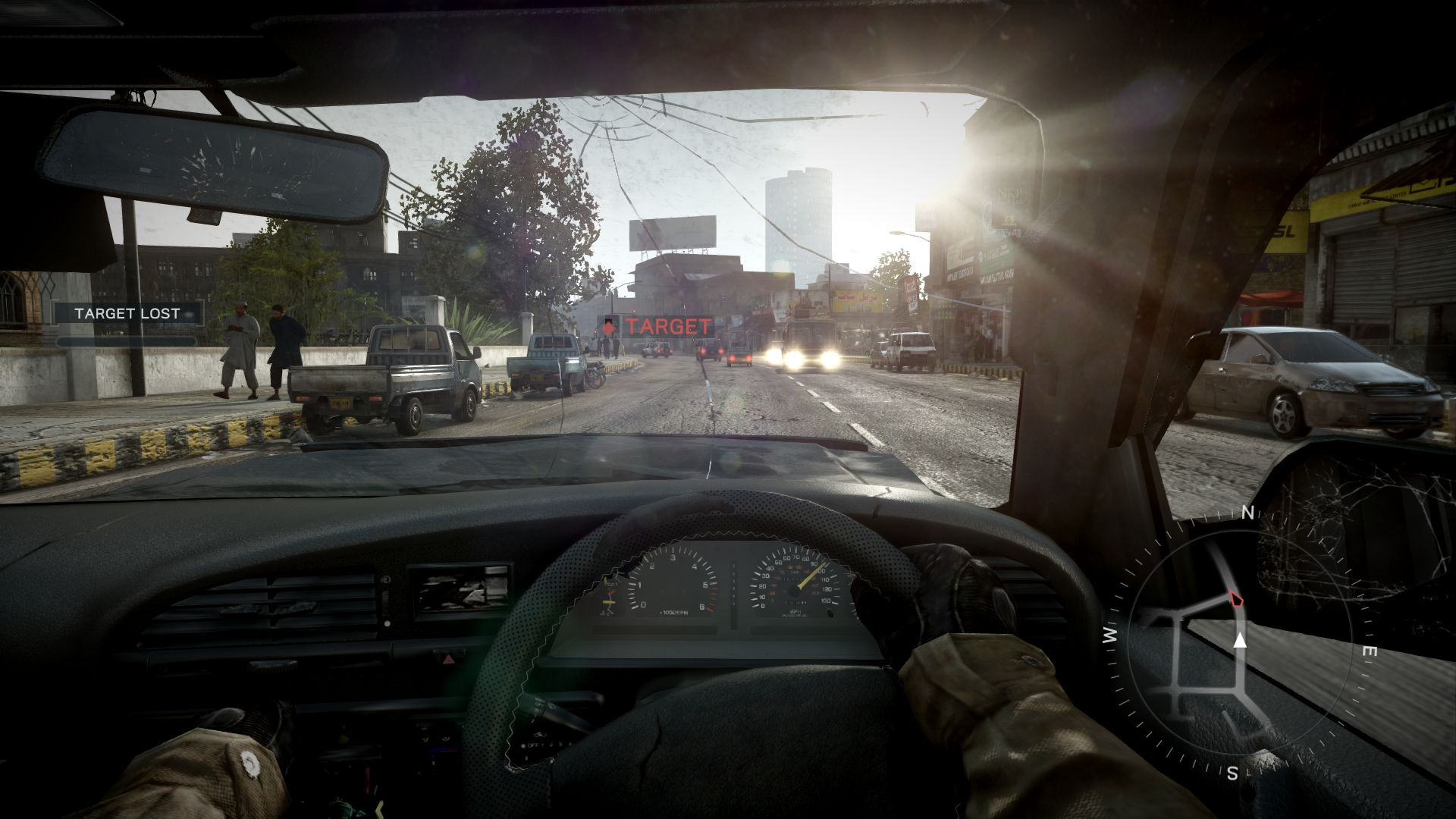 Military Car Lot >> Medal of Honor: Warfighter Benchmarked - NotebookCheck.net Reviews