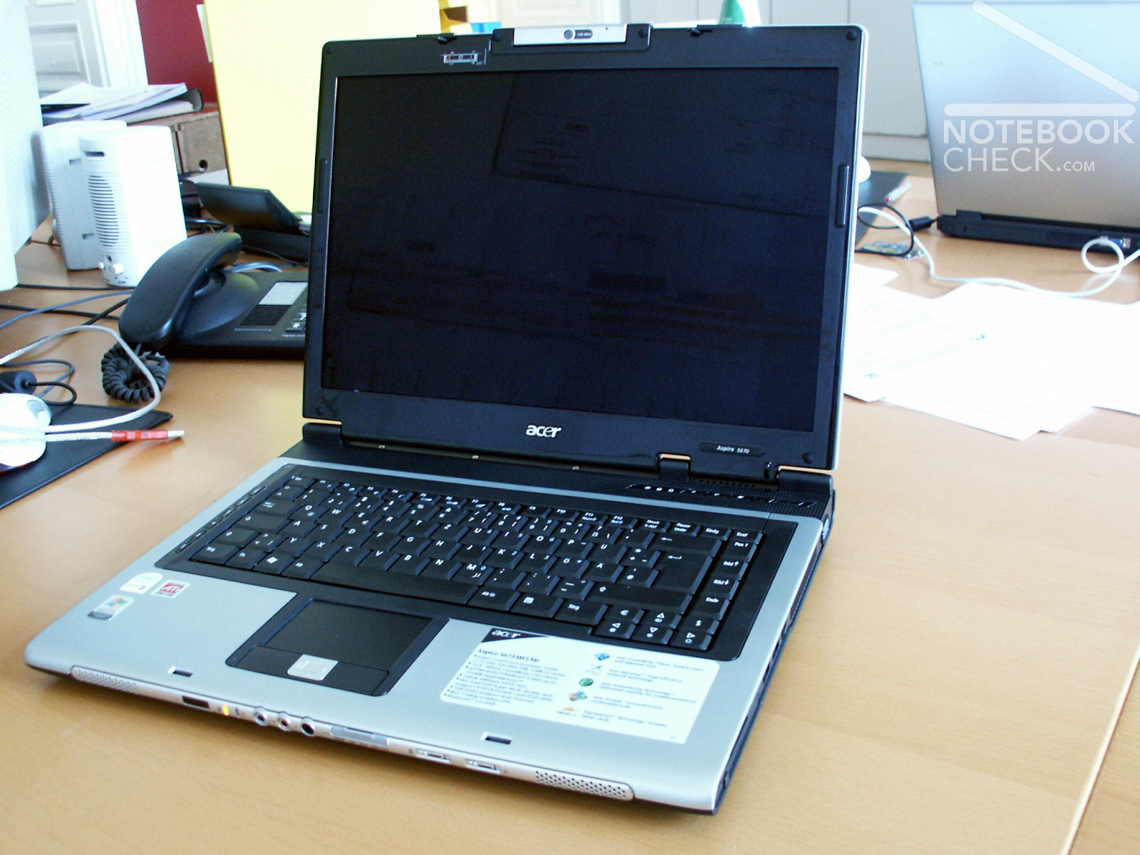 NEW DRIVERS: ACER ASPIRE 5672