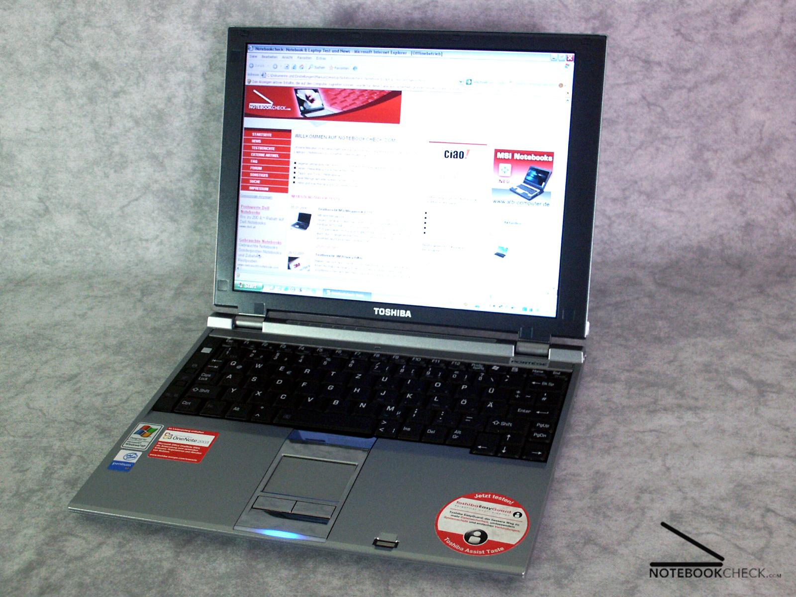 Toshiba Satellite Pro R200 Touchpad On/Off XP
