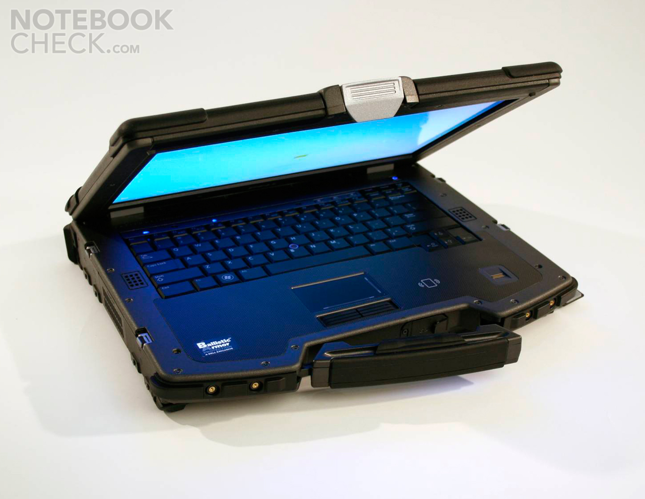 Dell Latitude E6400 XFR Ruggedized Notebook In Review