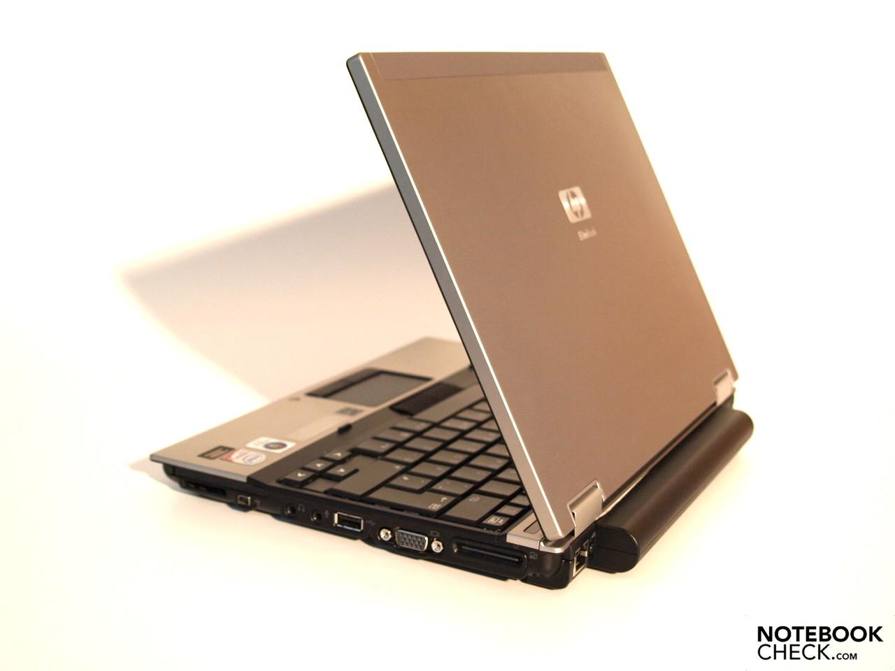 Review Hp Elitebook 2530p Notebook Notebookcheck Net Reviews