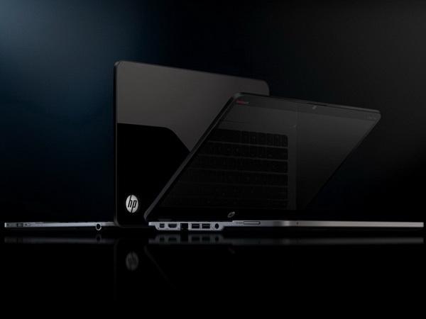 HP displays premium Envy 14 Spectre Ultrabook ...