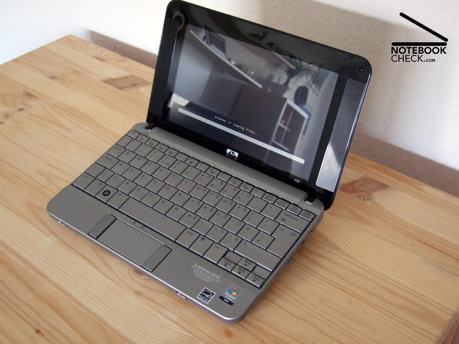 HP 2133 Mini-Note Webcam Windows Vista 32-BIT