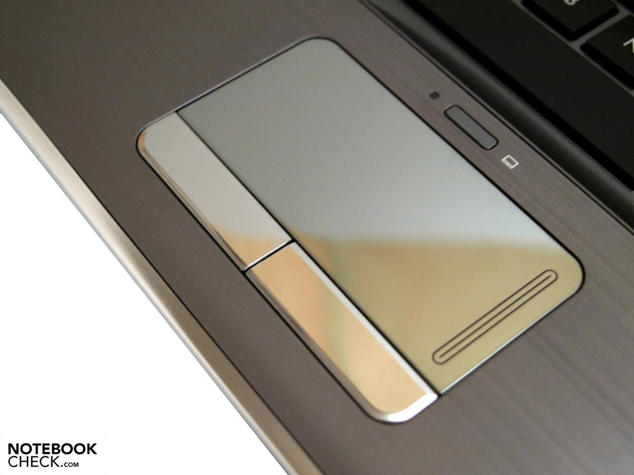 Review Hp Pavilion Dm3 1010eg Laptop Notebookcheck Net
