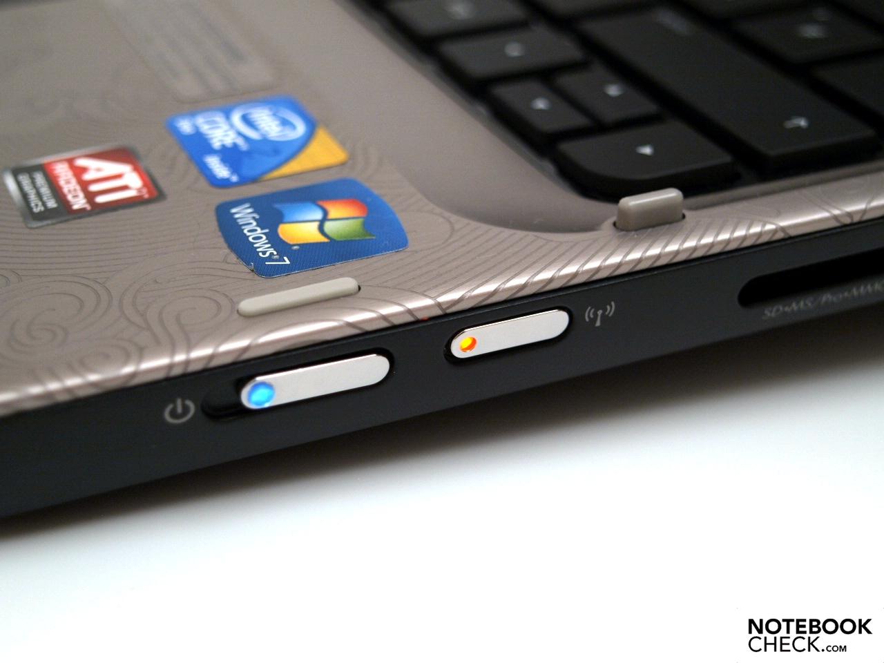 Wifi Button On Hp Laptop